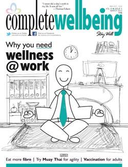 Why you need wellness@work