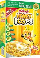 New breakfast cereal by Kellogg's
