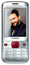 Wynncom unveils its first touch 'n' type phone