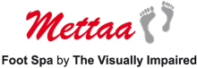 Mettaa Foot Spa Logo