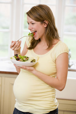 Mang thai tuần thứ 4 nên ăn gì và nên kiêng các bà bầu nên biết - phần 1