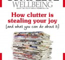 December 2013 issue: How clutter is stealing your joy