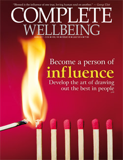 Complete Wellbeing JULY-2014 COVER