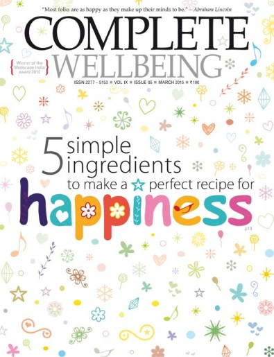 March 2015 issue: Happiness is easy