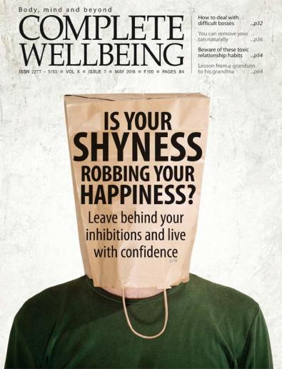 May 2016 issue: Shedding shyness
