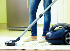 Keep the room dust free, as dust promotes sluggish energy