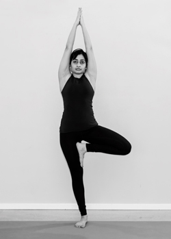 these yoga poses will help you improve your balance