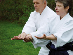 In Aikido, we focus on a mutually beneficial outcome