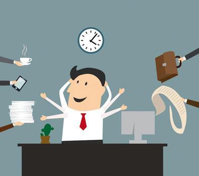 The Zen of work