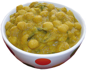 cooked legumes in a bowl