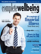 Complete Wellbeing Feb 11 cover snapshot
