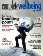 Complete Wellbeing Aug 11 cover snapshot