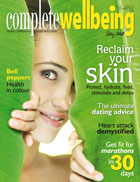 Complete Wellbeing Oct 11 cover snapshot