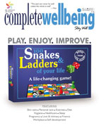 November 2011 Complete Wellbeing cover snapshot