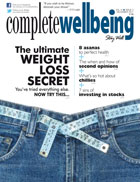 Complete Wellbeing Dec 11 cover snapshot
