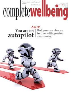 Cover Snapshot Complete Wellbeing August 2012 issue