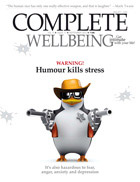 Complete Wellbeing Sep 12 cover snapshot