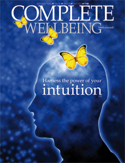Complete Wellbeing July 2013 issue cover