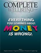 Complete Wellbeing Aug 13 cover snapshot