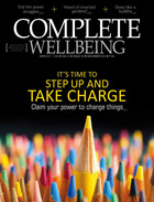 December 2014 Complete Wellbeing cover snapshot