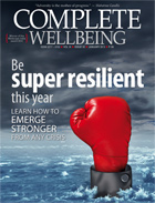 January 2015 Complete Wellbeing cover snapshot