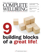 November 2015 Complete Wellbeing cover snapshot