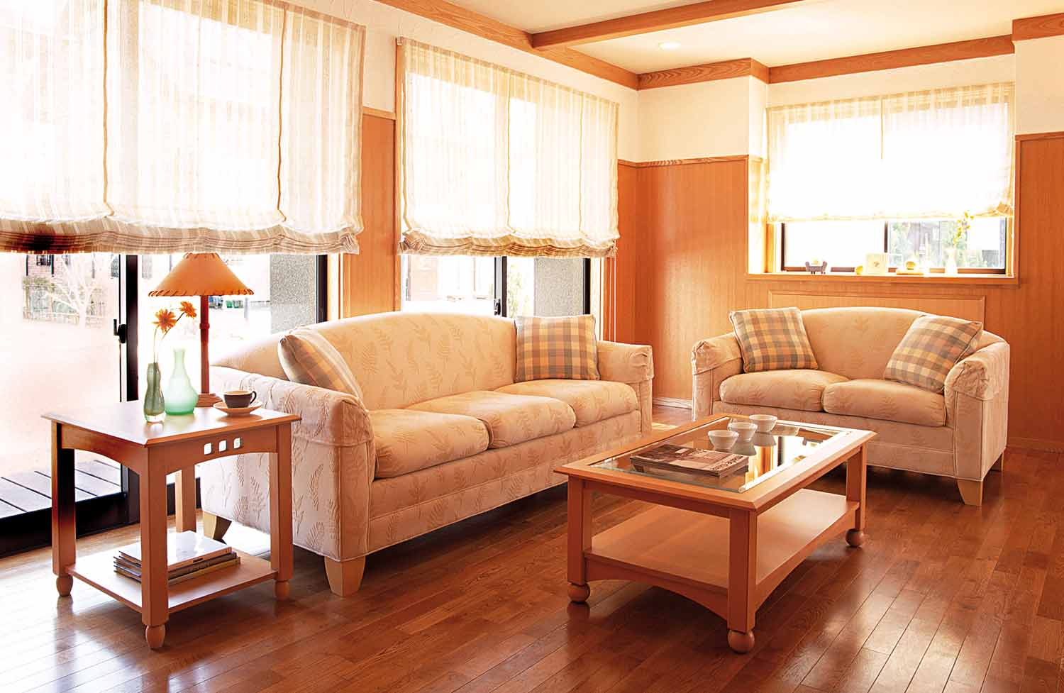 Feng Shui Interior Living Room