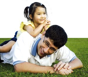 FATHER: A strong support - Complete Wellbeing