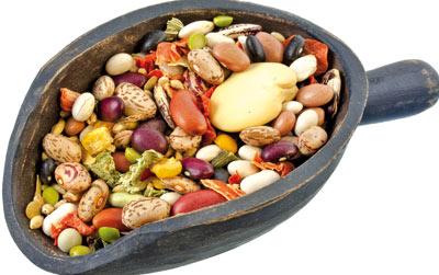 Various lentils