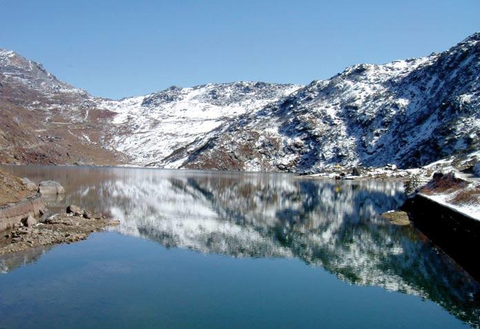 Tsongmo Lake- Sikkim