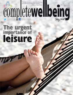Complete Wellbeing April 2012 issue cover snapshot