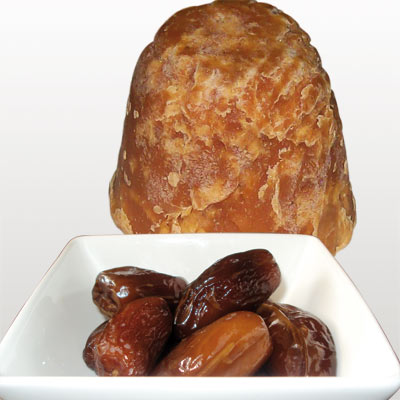 Jaggery and dates