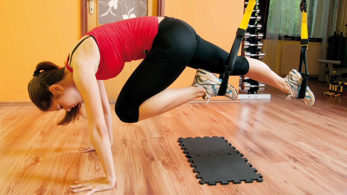 Revamp your workout with kettlebells and TRX   Complete Wellbeing