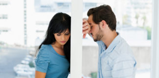 Depressed partners trying for a second chance