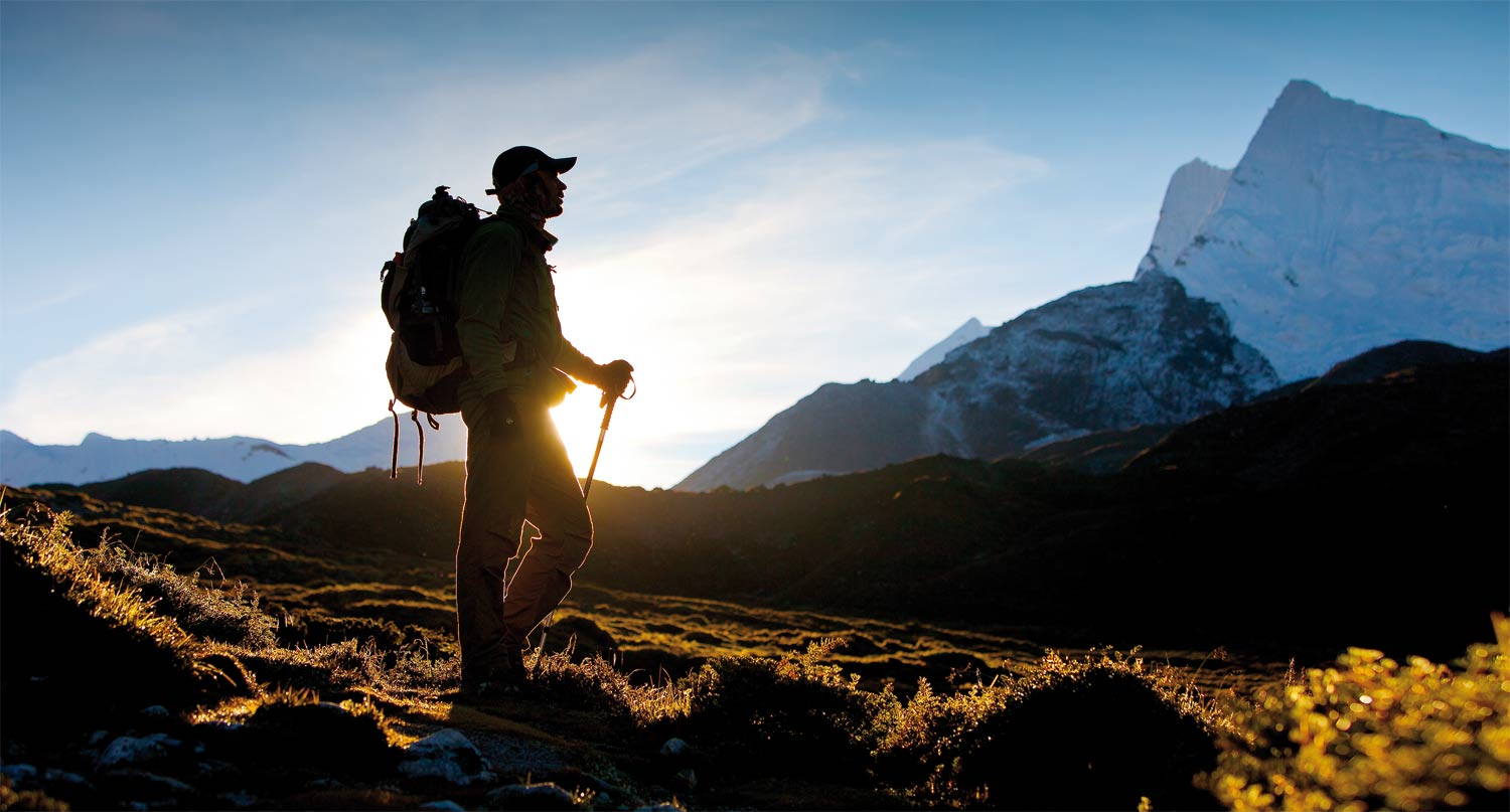 trekking will keep you healthy