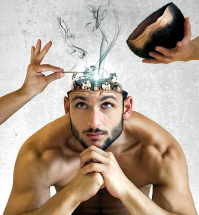 Rewiring man's brain