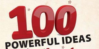 100 Powerful ideas