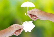 concept of saving money