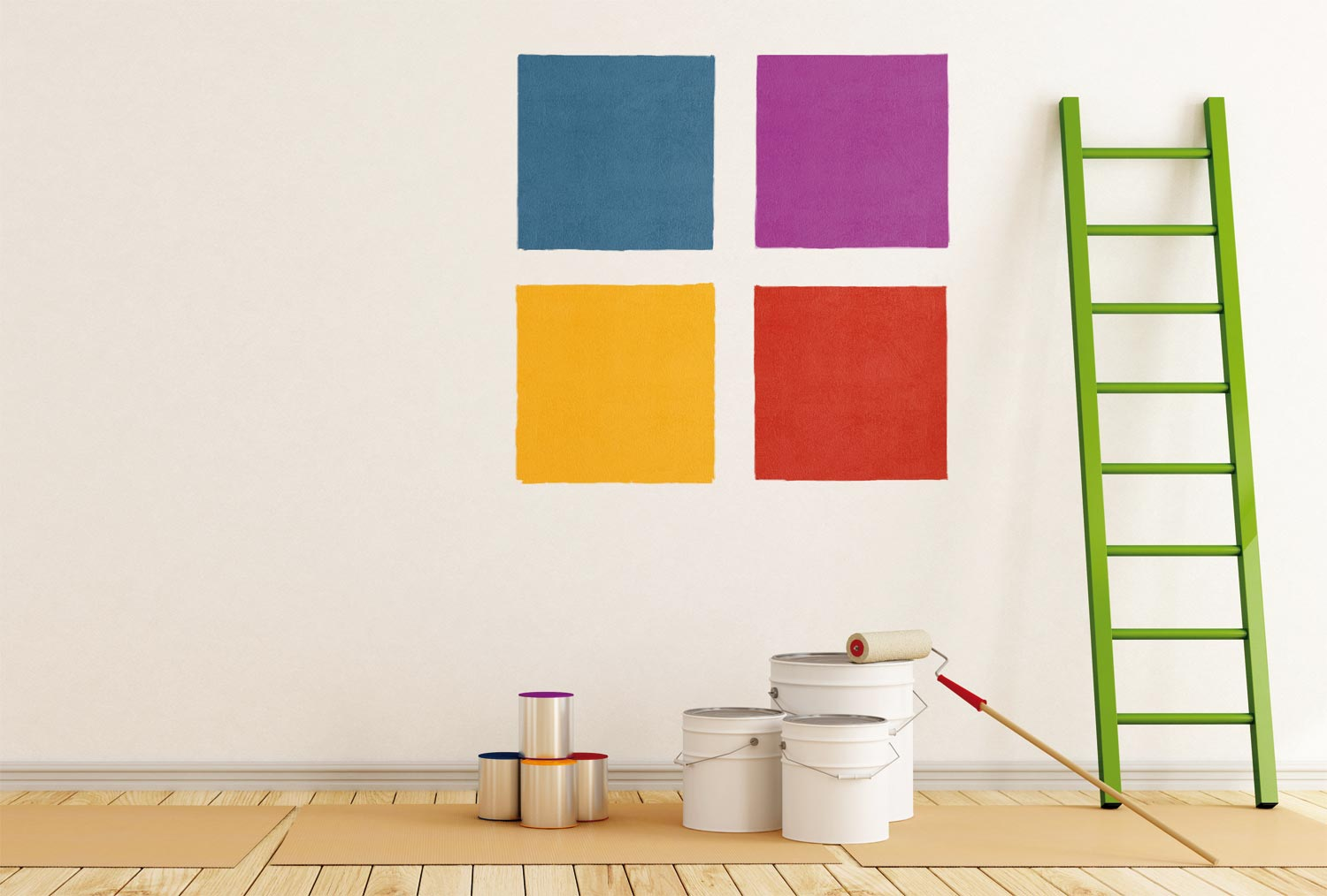 Colours Moods how the colours in your home affect your moods - complete wellbeing