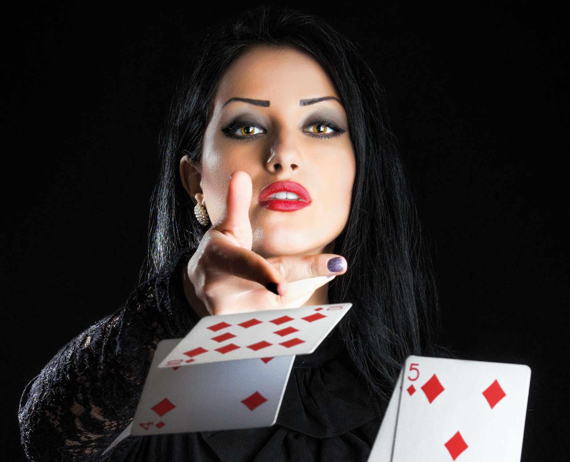Image result for female gambling pics