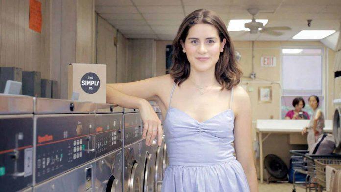 Author Lauren Singer at Zero waste lifestyle
