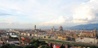 Piazzale Michelangelo [Michelangelo Square]