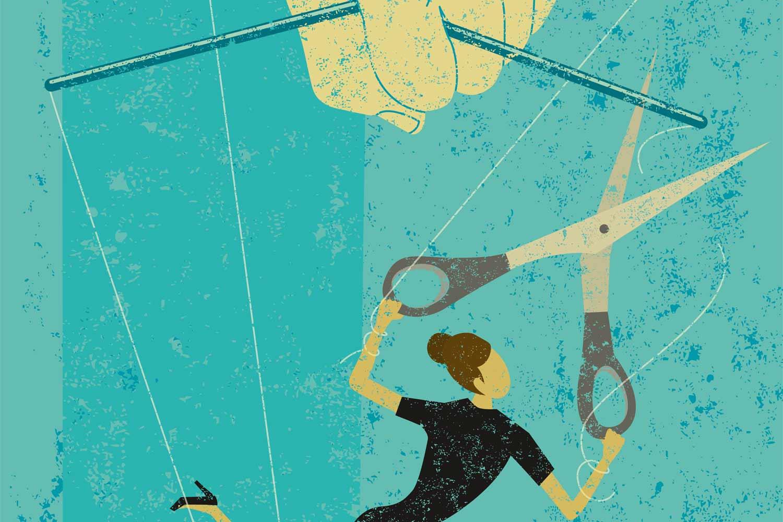women are portrayed as powerful manipulative