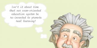 Illustration: Albert Einstein
