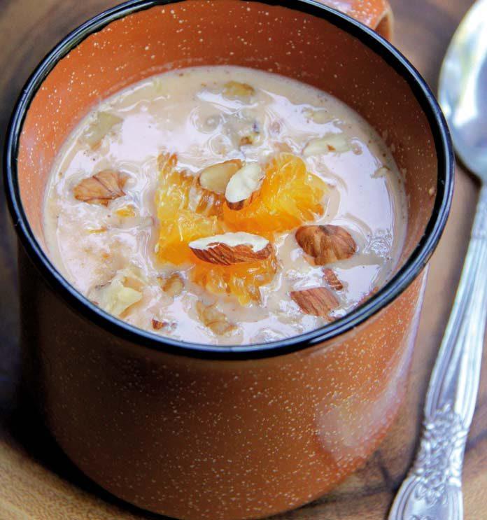 Pumpkin Oatmeal, breakfast