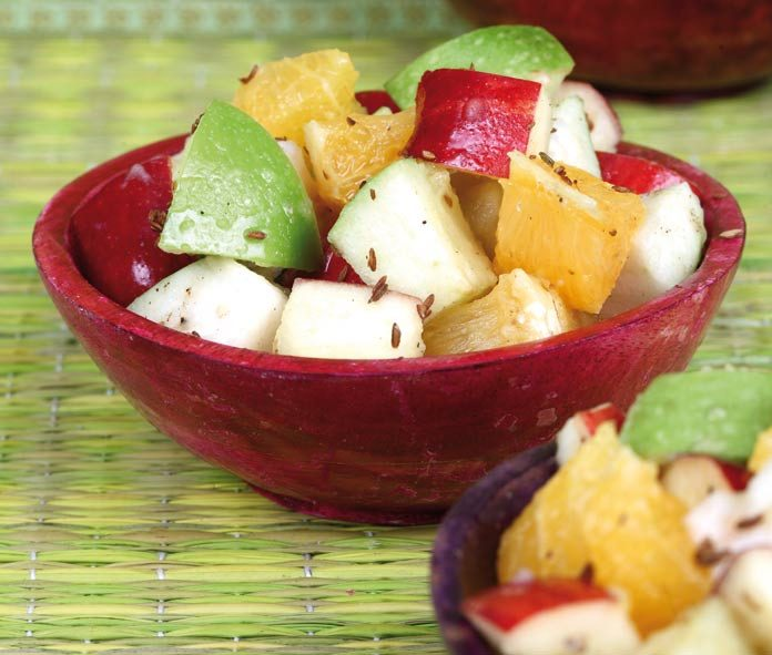 Delhi Fruit Chaat