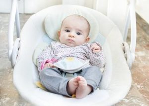 Avoid buying swings, bouncers and cradles for your baby