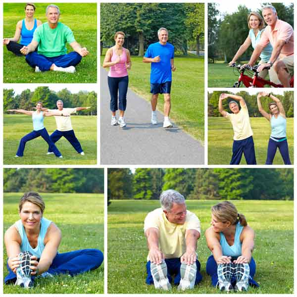 Traditional forms of Outdoor Exercise