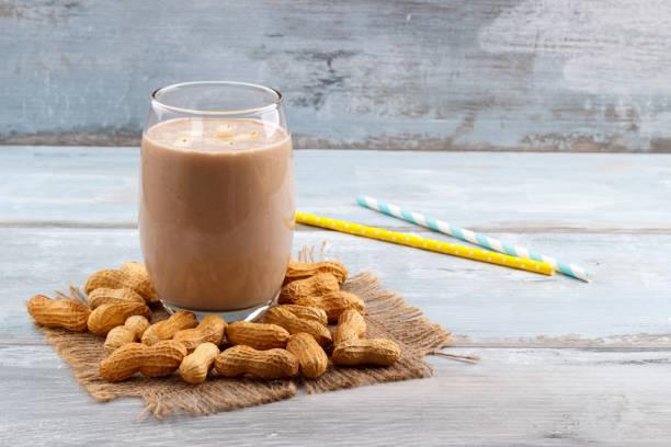 Peanut Chocolate Drink