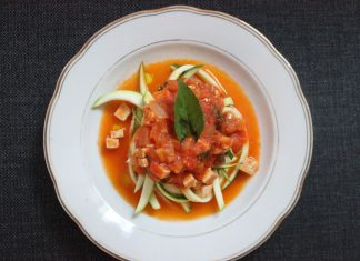 The ultimate vegan and gluten-free spaghetti